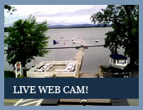 Live Web Cam of the Lake Champlain Islands and our Vermont Country Store!
