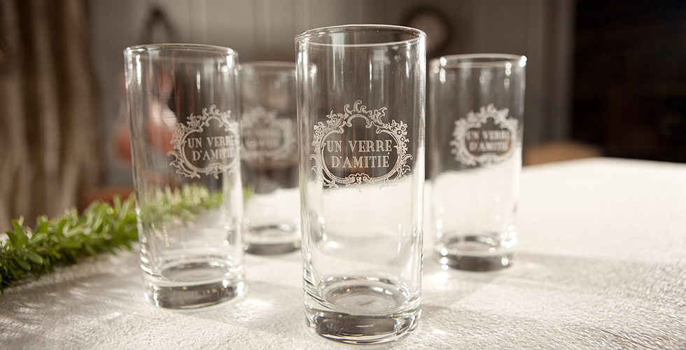Friendship Glass