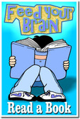 Feed Your Brain - Read a Book