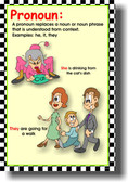 Pronoun - Language Arts Classroom Poster
