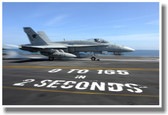0 to 165 in Two Seconds - NEW Military Air Force Poster