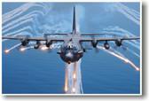 AC - 130H Spectre Aircraft