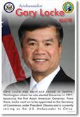 Ambassador Gary Locke - First Asian American Governor