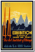 44th Annual Exhibition - Art Institue of Chicago - 1940