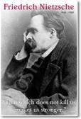 PosterEnvy - Friedrich Nietzsche