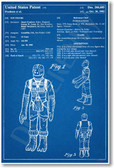 Star Wars - Boskk Patent - NEW Famous Invention Patent Poster (fa140) PosterEnvy