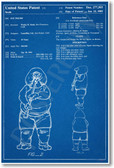 Star Wars - Droopy McCool Patent - NEW Famous Invention Patent Poster (fa142) PosterEnvy