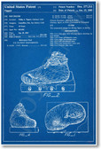 Star Wars - Jabba The Hut Patent - NEW Famous Invention Patent Poster (fa148) PosterEnvy