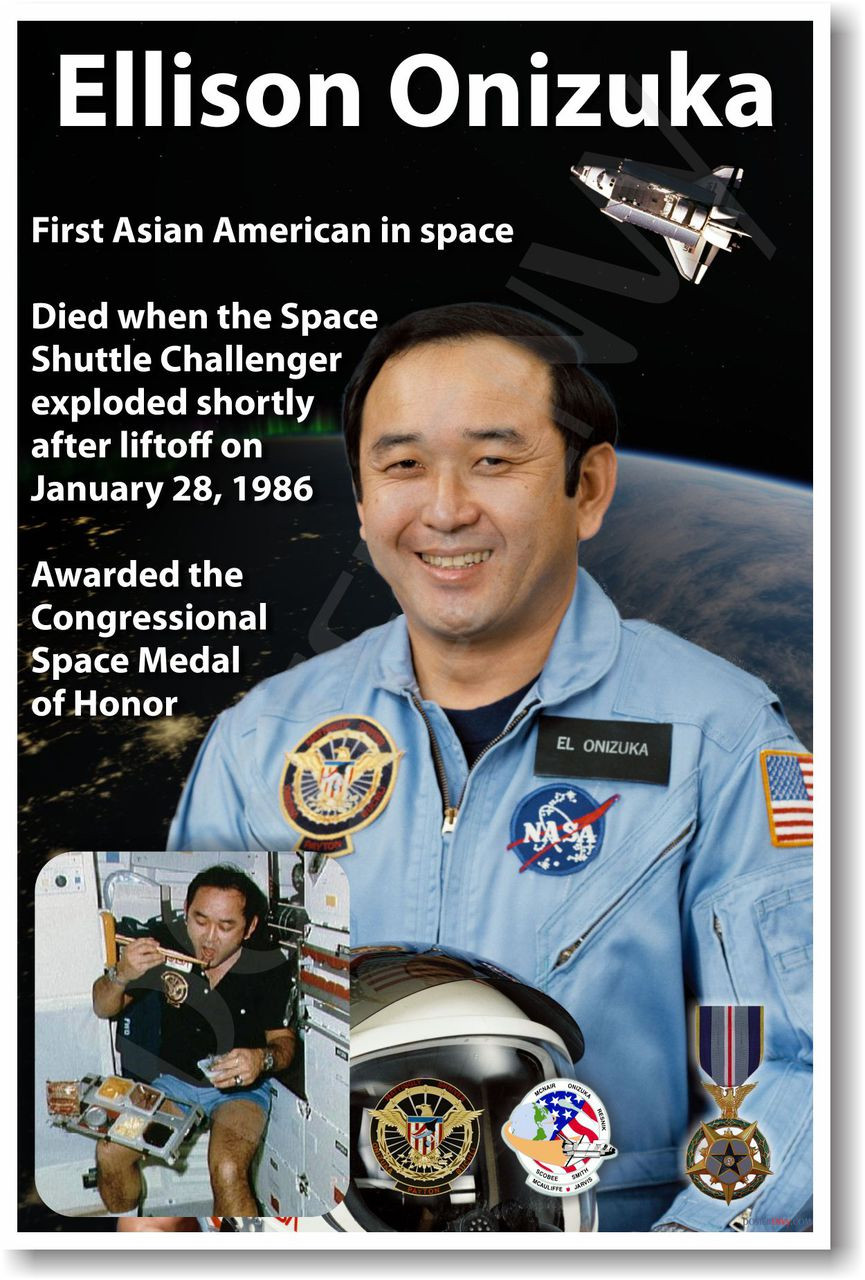 First Asian In Space 85