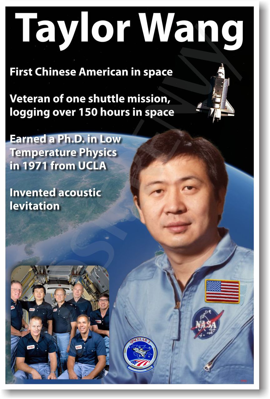First Asian In Space 9