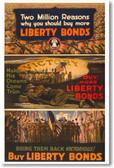 2 Million Reasons Buy Bonds - Victory Bonds