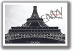 Paris is Always a Good Idea - Eiffel Tower - NEW World Travel Paris Art POSTER