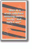 Someone Amazing - Tigger - NEW Motivational Classroom POSTER (cm1329)