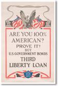 Are You 100% American?  Prove It!