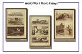 3 Poster Set - World War I Photo Essay