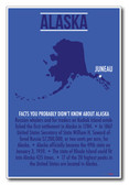 Alaska - NEW U.S Travel Poster