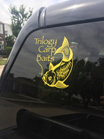 Trilogy Carp Baits Decal