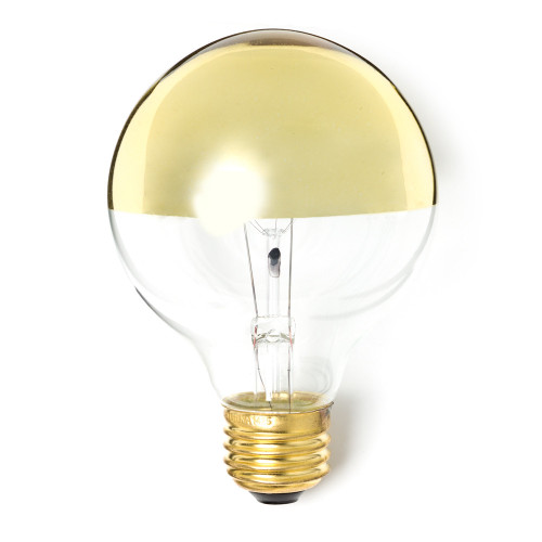 Gold Dipped Bulb