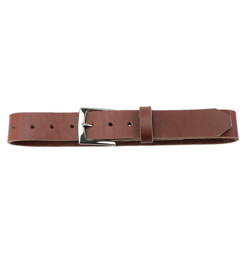 Staton Belt in Full Grain Leather Toffee Leather