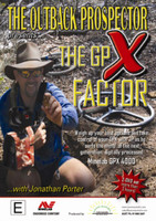 The GPX Factor Gold Prospecting The Outback Prospector Jonathan Porter