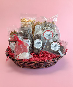 Sweet Temptations Premium Basket