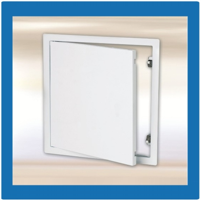 Ff Systems Flush Steel Touch Latch Accessdoorscanada