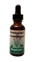RespiCalm formula by Veterinarian's Apawthecary