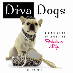 "A fashion forward style guide for trendy pets and their People. Featuring: * The latest doggy fashion trends * Spectaular spa treatments * High-class doggy ""petiquette"" for fabulous dog parties * Bonus: Bakeries, spas, and boutiques catering to diva dogs"