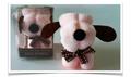 Pink Puppy Paw Wipe