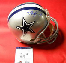 FELIX JONES AUTOGRAPHED DALLAS COWBOYS FS HELMET AAA