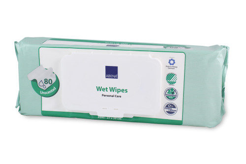Moist Skin Cleansing Wipes Jumbo