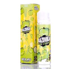 Green Apple Sour Straws Bazooka 60ml