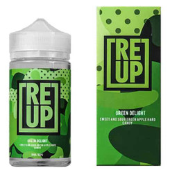 Green Delight 200ml by ReUp Vapors