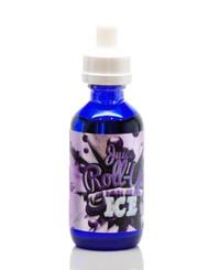 Grape ICE 60ml - Juice Roll Upz