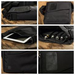 Desce Tsuki Messenger Bag