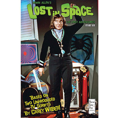 Irwin Allen's Lost in Space: The Lost Adventures #6 Cover B Photo Variant