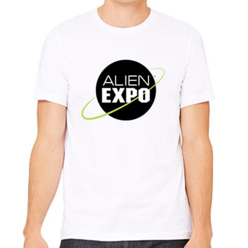Alien Expo Dallas 2017 Official White Tee