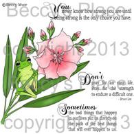 Frog and Oleander