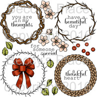 Build A Wreath Set