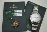 "ROLEX 216750 EXPLORER II BOX, CARD, BOOKLETS ""G"" SERIES DATES 2012"