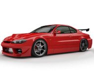 Nissan 200SX S15 - Car Audio System Kit.