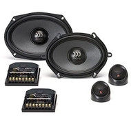 "Morel Tempo Ultra 692 - Two way 6x9"" Car Audio Component Speaker Set."