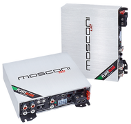 Mosconi Gladen D2 100.4 DSP - Four Channel Car Audio Processed Amplifier.