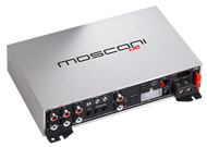Mosconi Gladen D2 80.6 DSP - Six Channel Car Audio Processed Amplifier.