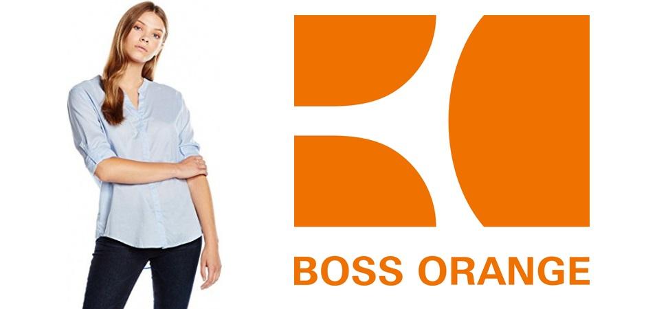 Image result for hugo boss orange banner womens