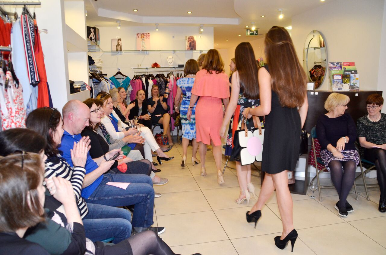 Anastasia Boutique Fashion event