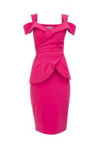 La Petite Robe Beniminina Pink Dress