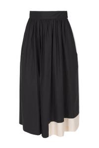 Sportmax Code Volta Black Skirt