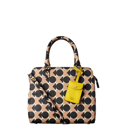 Patterned Orla Kiely Jeanie Bag