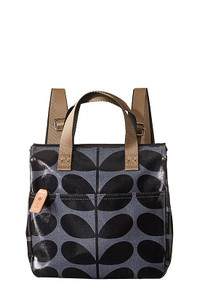 Orla Kiely Stem Backpack midnight
